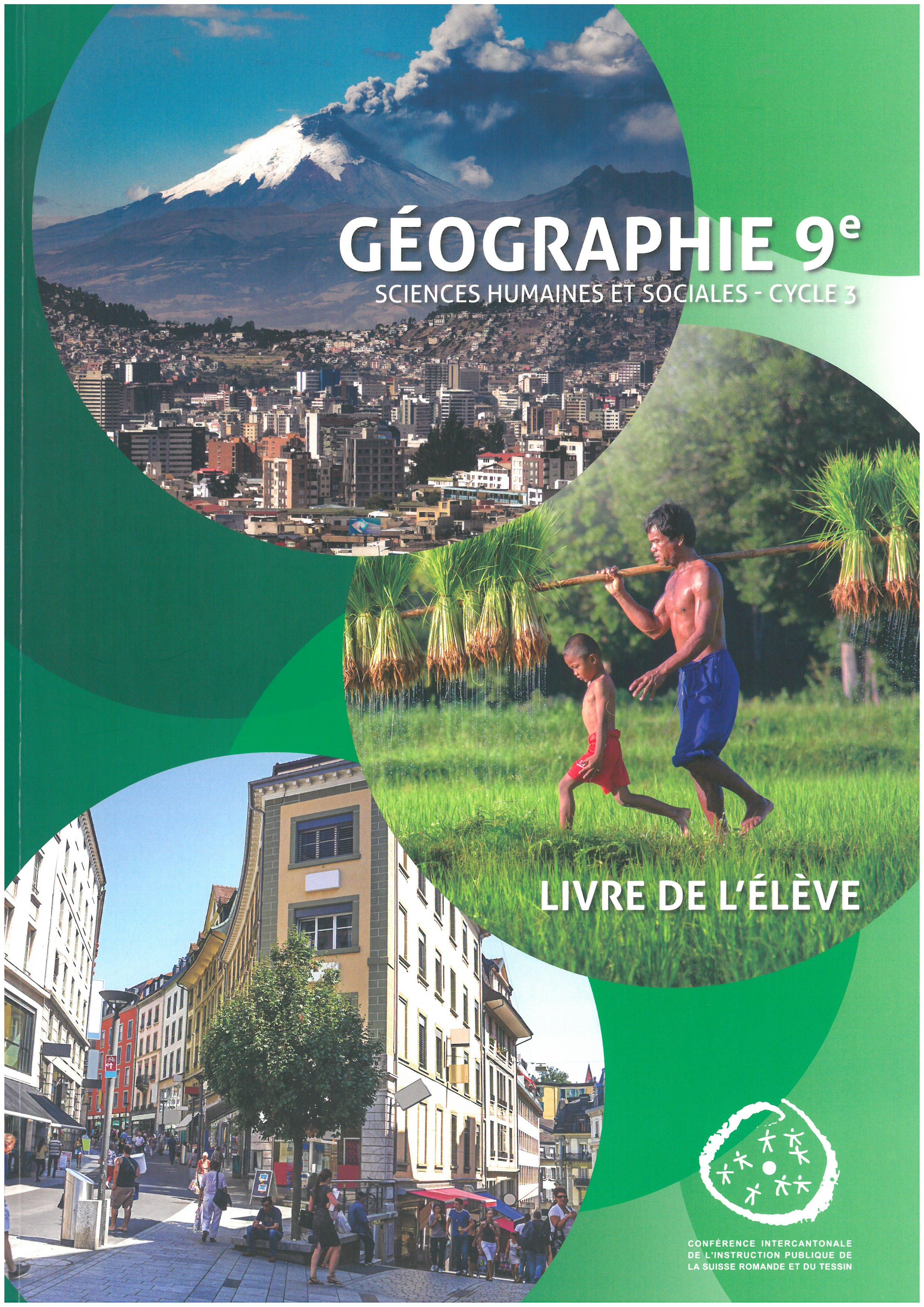 Geographie 9e Ciip